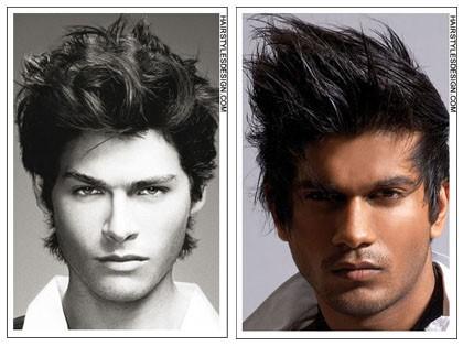 Espectacular peinados cara alargada hombre Fotos de los cortes de pelo de las tendencias - Peinados para hombres de cara alargada