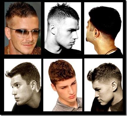 Varios peinados tipos de peinados hombre Imagen de ideas de color de pelo - Tipos de peinados hombre