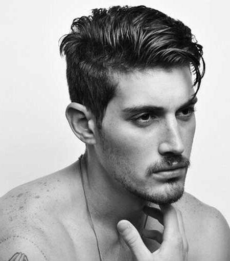 Fabuloso peinados ala moda hombres Fotos de cortes de pelo tutoriales - Moda peinados 2018 hombre