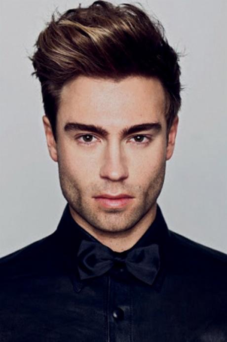 Fabuloso peinados juveniles hombre Colección de tendencias de color de pelo - Peinados de hombre de moda 2018