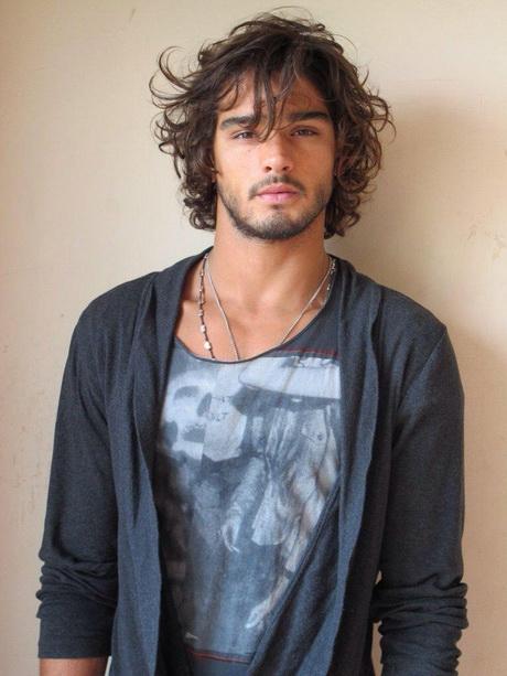 Más notable peinados largos hombre Imagen de ideas de color de pelo - Cortes de pelo largo para hombres 2016