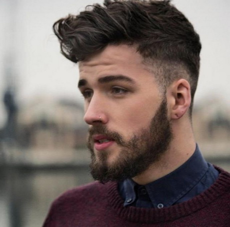 En una tendencia ascendente peinados caballero Imagen de estilo de color de pelo - Peinados caballero 2016