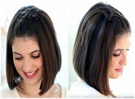 Сharming peinados pelo corto rizado paso a paso Imagen de cortes de pelo estilo - Buscar peinados para cabello corto