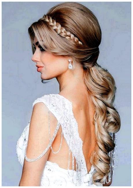 Encantador peinados pelo largo boda Colección De Cortes De Pelo Tendencias - Peinados cabello largo boda