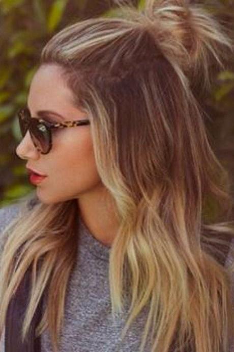 Сharming peinados chica Colección De Consejos De Color De Pelo - Peinados modernos sencillos para mujeres
