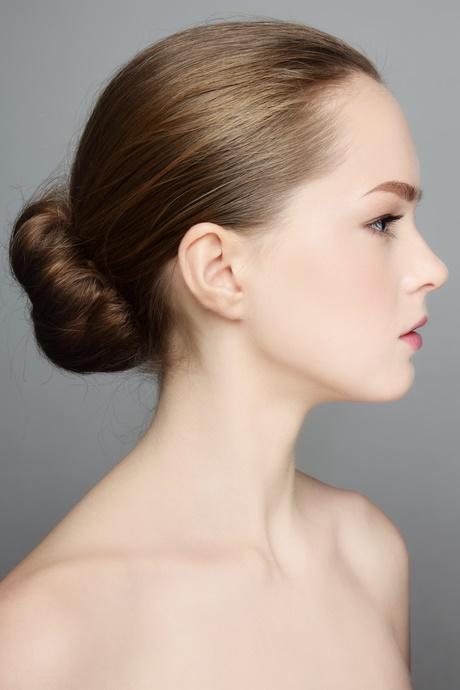 Fabuloso peinados moños bajos Imagen de cortes de pelo Ideas - Peinados moños bajos