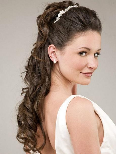 Más notable peinados pelo largo boda Galería de cortes de pelo tutoriales - Peinados para boda de dia cabello largo