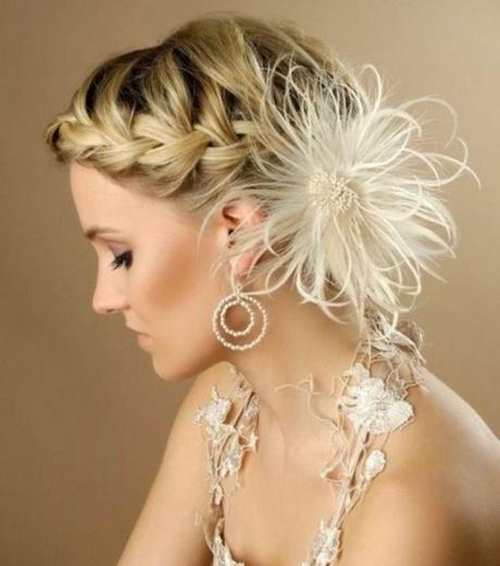 Más cautivador peinados para bodas media melena Galería de tendencias de coloración del cabello - Peinados para bodas media melena