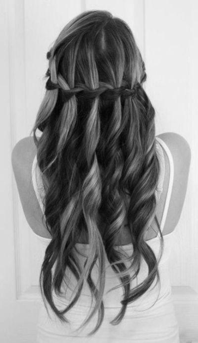 Super dulce peinados para bodas invitadas pelo suelto Galería de cortes de pelo tutoriales - Peinados para bodas pelo largo invitadas