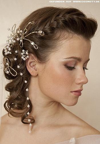 De moda peinados para fiesta pelo corto Imagen de ideas de color de pelo - Peinados para fiesta de matrimonio pelo corto
