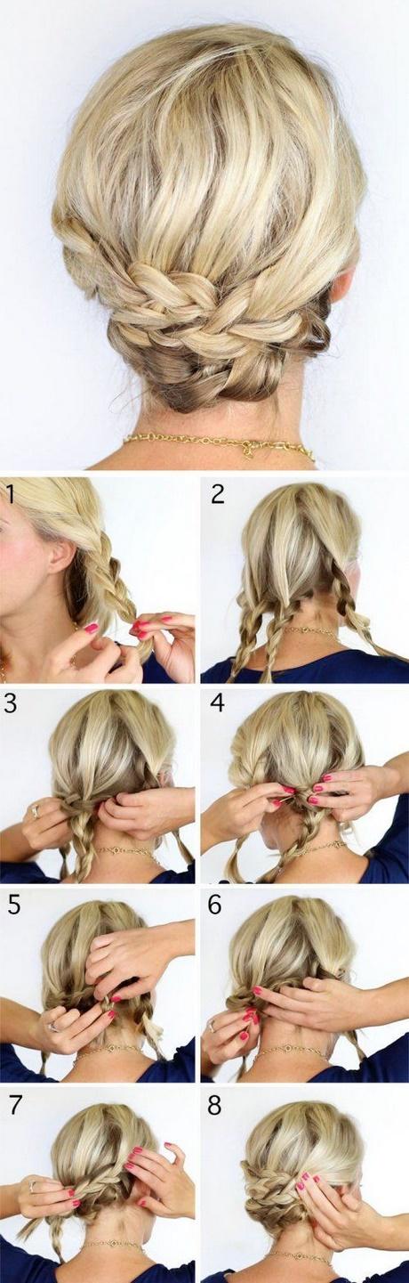 Ideas de estilo para peinados recogidos sencillos Galeria De Cortes De Pelo Tendencias - Peinados sencillos pelo recogido