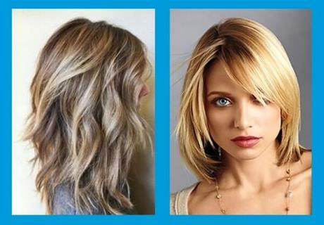 Perfecto peinados media melena lisa Fotos de cortes de pelo tutoriales - Corte pelo mujer media melena