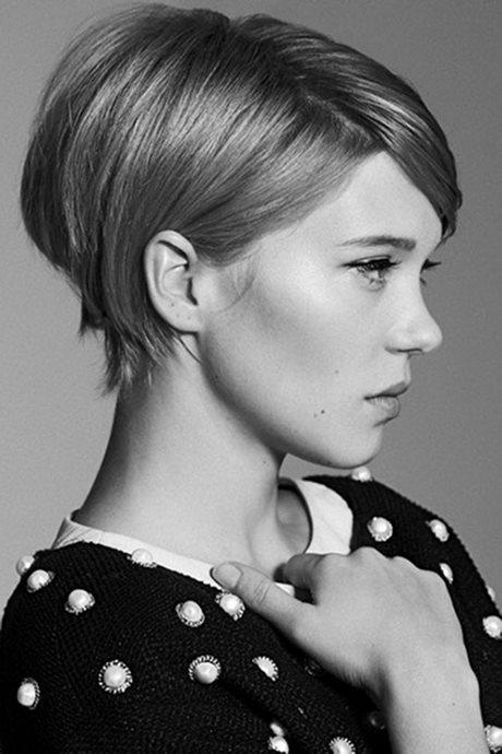 Fascinante peinados con melena corta Galería de cortes de pelo estilo - Cortes de pelo melena corta con flequillo