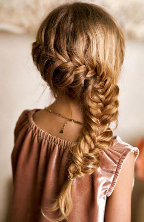 Extremadamente atractivo peinados bonitos para niñas Fotos de los cortes de pelo de las tendencias - Peinados bonitos para muchachas