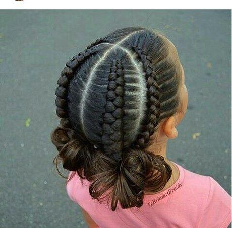 Acogedor peinados para niñas con trenzas Colección De Cortes De Pelo Tutoriales - Peinados con trenzas para niñas