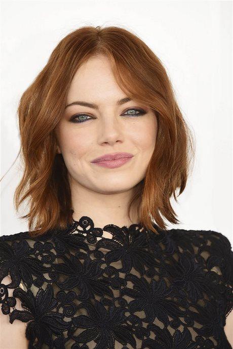 Diferentes versiones peinados pelo liso media melena Imagen de ideas de color de pelo - Peinados media melena pelo fino
