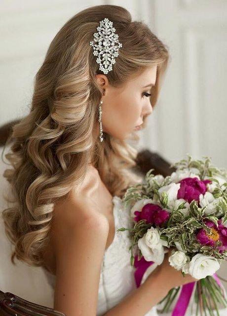 Formas modernas de peinados 2021 para bodas Galería De Consejos De Color De Pelo - Peinados para boda civil 2019
