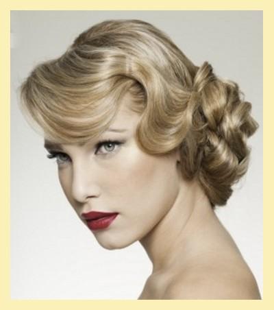 En una tendencia ascendente peinados años 50 Galería de cortes de pelo Consejos - Peinados años 50