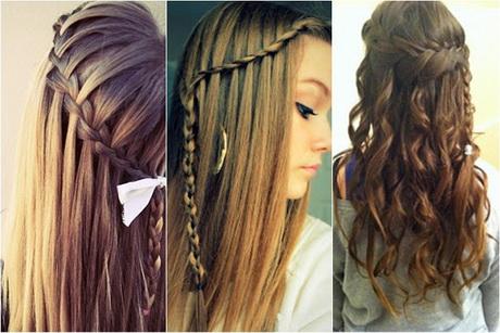 Más notable peinados de trenzas modernas Fotos de cortes de pelo tendencias - Peinados de trenzas modernos paso a paso