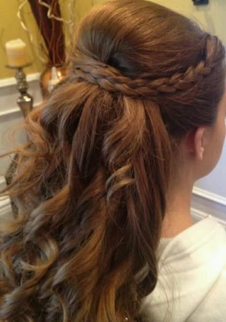 Ideas de estilo para peinados para comunion mujer Imagen de cortes de pelo tutoriales - Peinados para nenas de comunion