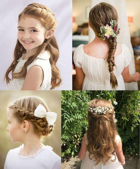 Imagen perfecta peinados para niña de comunion Galería De Tutoriales De Color De Pelo - Peinados de comunion 2020 niña