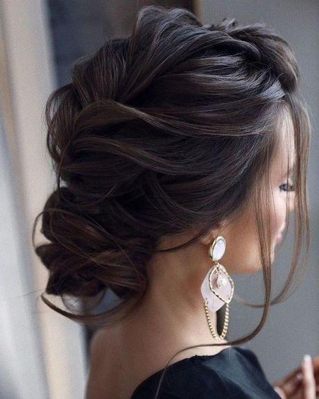 Impresionante peinados para ir de boda 2021 Imagen de cortes de pelo Ideas - Peinados para boda de noche 2020
