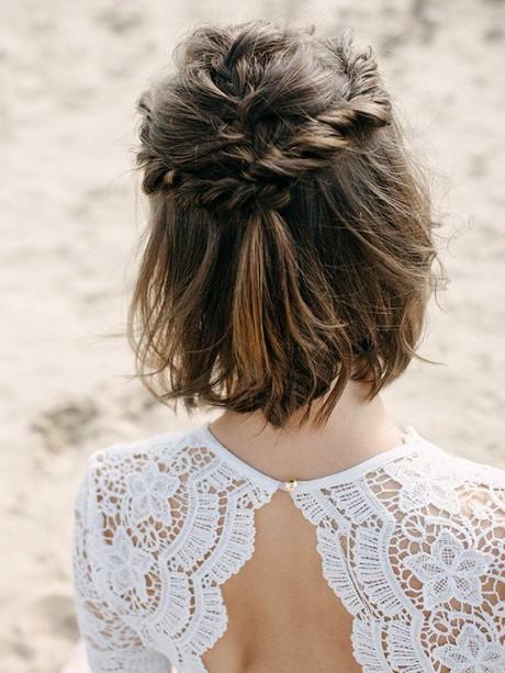 Ideas de estilo para peinados para bodas invitadas 2021 media melena Galería de cortes de pelo Ideas - Peinados para bodas 2020 invitadas media melena