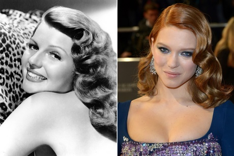 Completamente imperfecto peinados años 40 Imagen De Consejos De Color De Pelo - Peinados años 40