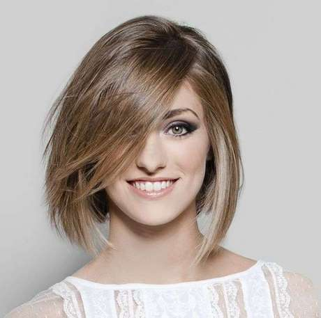 Acogedor peinados raya al lado Imagen De Tendencias De Color De Pelo - Peinado raya al lado mujer