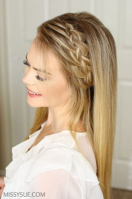 Encantador peinados pelo liso Fotos de cortes de pelo tutoriales - Peinados cabello liso suelto