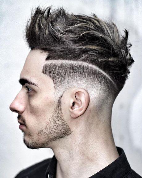 Rápido y fácil peinados con rayas Fotos de cortes de pelo estilo - Peinados con rayas