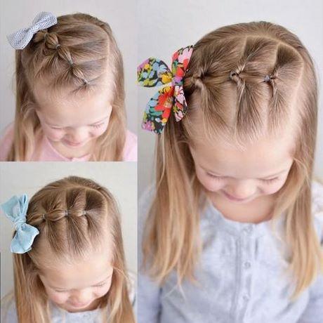 Fabuloso peinados pelo corto niña Colección de cortes de pelo estilo - Peinados para bebes con pelo corto